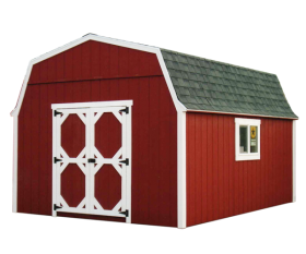 Free quote for a barn shed from Colorado Shed Company.