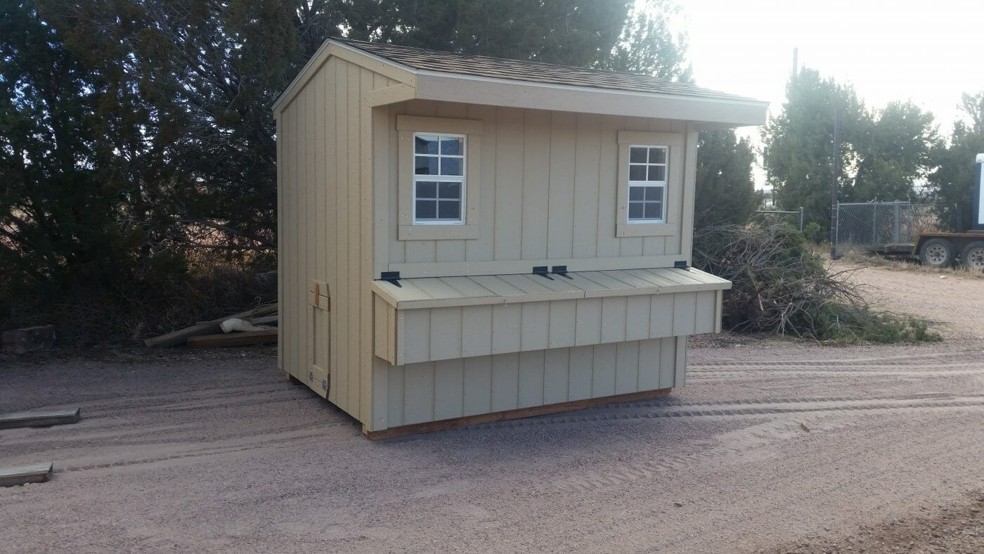 Preparing for Your First Portable Chicken Coop in Colorado 1