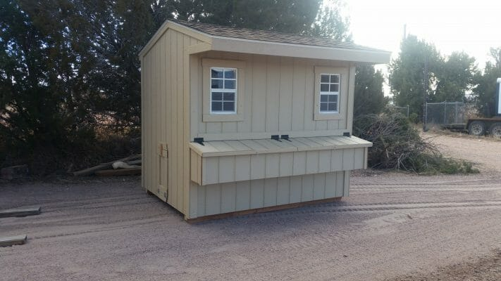 Preparing for Your First Portable Chicken Coop in Colorado 9