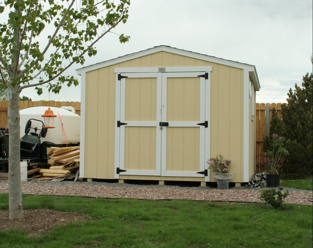 High Quality, Economical Storage Sheds Available to Colorado Springs 1