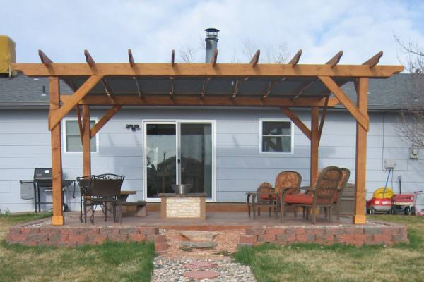 Buy Pergolas in CO