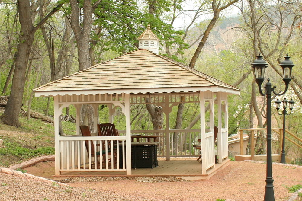 Mennonite Built Gazebos In Colorado With Rent To Own Options