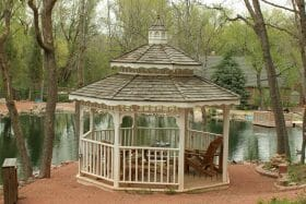 Octagonal Gazebo Pricing in Colorado