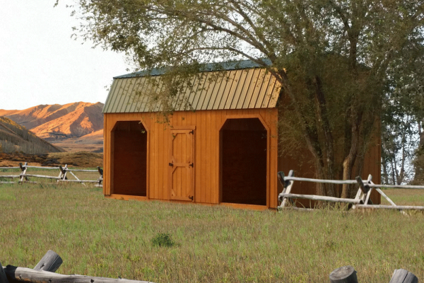 Where to buy a Loafing Shed in Colorado
