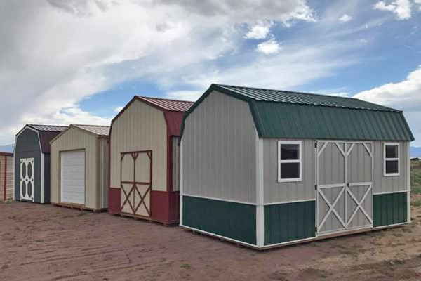 Storage Sheds on Sale in Victor CO