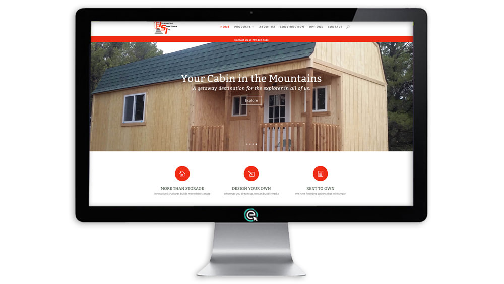Colorado Shed Builder Gets New Website