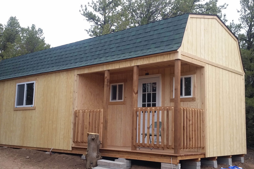 Colorado Lofted Barn Cabin Built for You | Prices for 2019