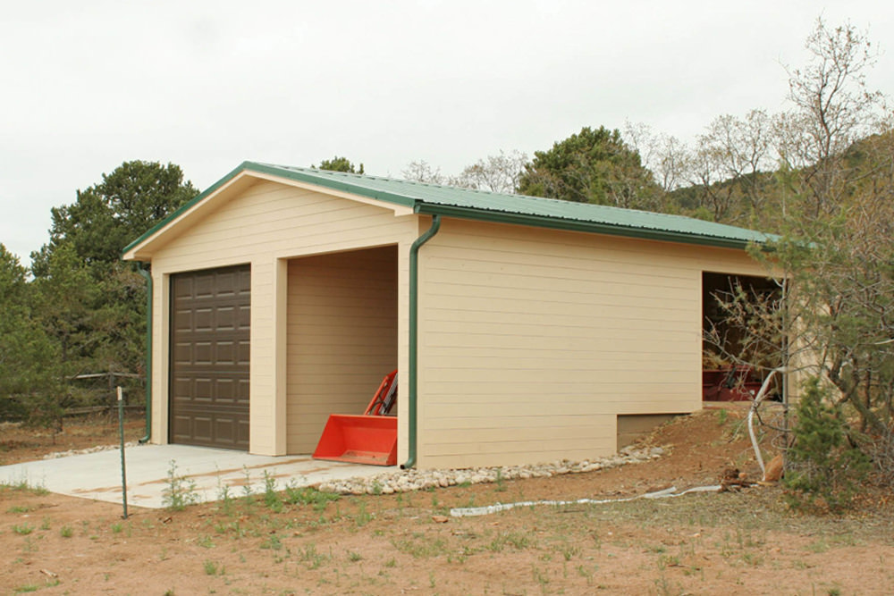 2 car garage prices on the eastern slope of colorado two car garage lap siding solutioingenieria Image collections