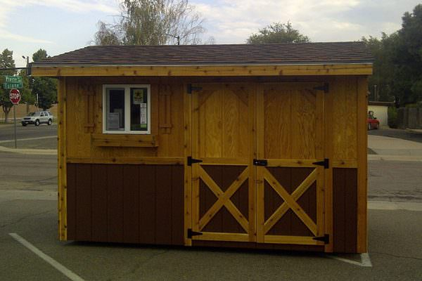 Awesome shed, high quality, competitive price. 20