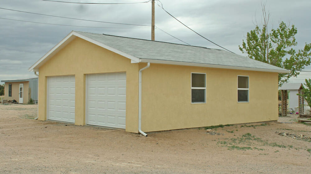 Detached Garage Builder Colorado