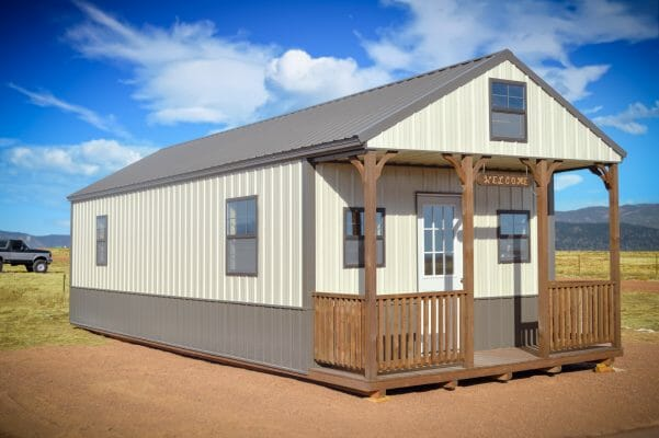 shed cabins for sale in the rocky mountains