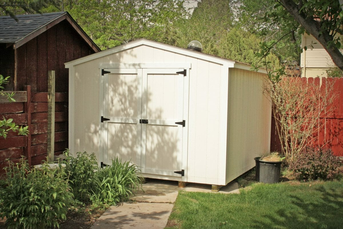 Colorado Garden Sheds For