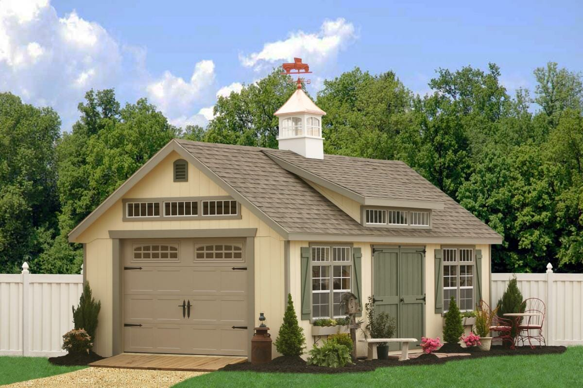 7 Reasons to Buy a Portable Garage Shed 5