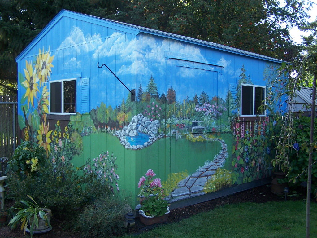 How a Wood Shed can Improve Your Life 5
