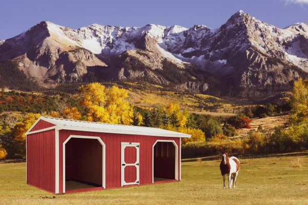 lean-to sheds in co
