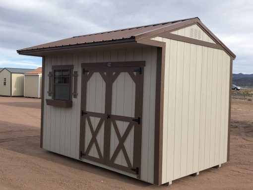 8X12 Tack Room Style 1