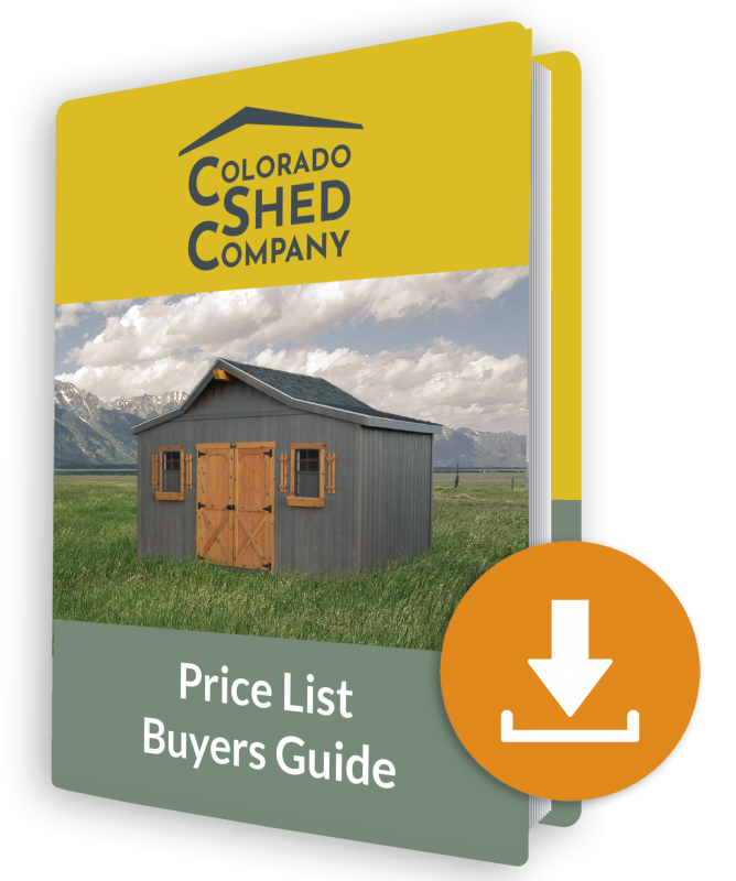 Western Home Storage Sheds in Colorado 17