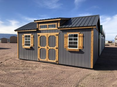 studio gable shed