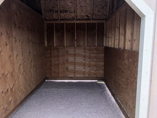 12x24 Loafing Shed 2