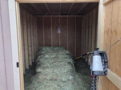 12x24 Loafing Shed 10