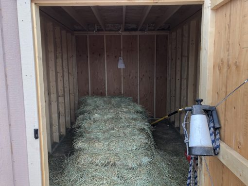 12x24 Loafing Shed 4