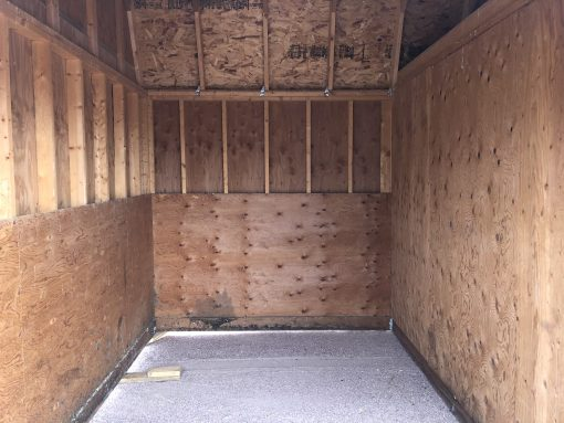 12x24 Loafing Shed 5