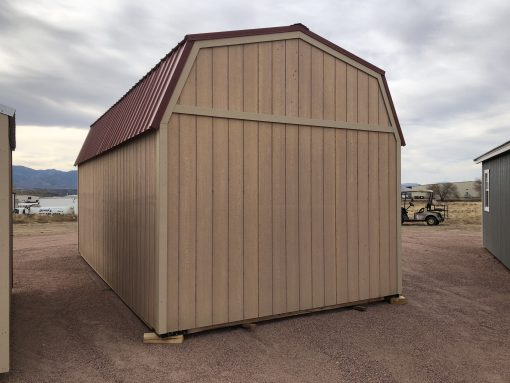 12x24 Loafing Shed 7