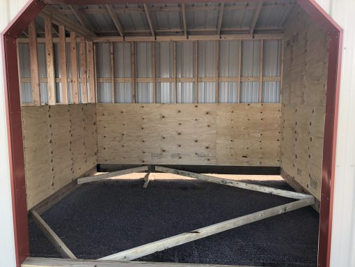 12x32 Loafing Shed with Tackroom 4