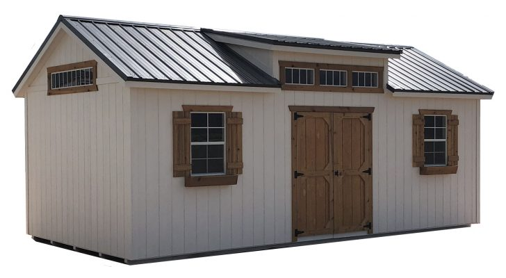 High Quality Storage Sheds in Colorado 4