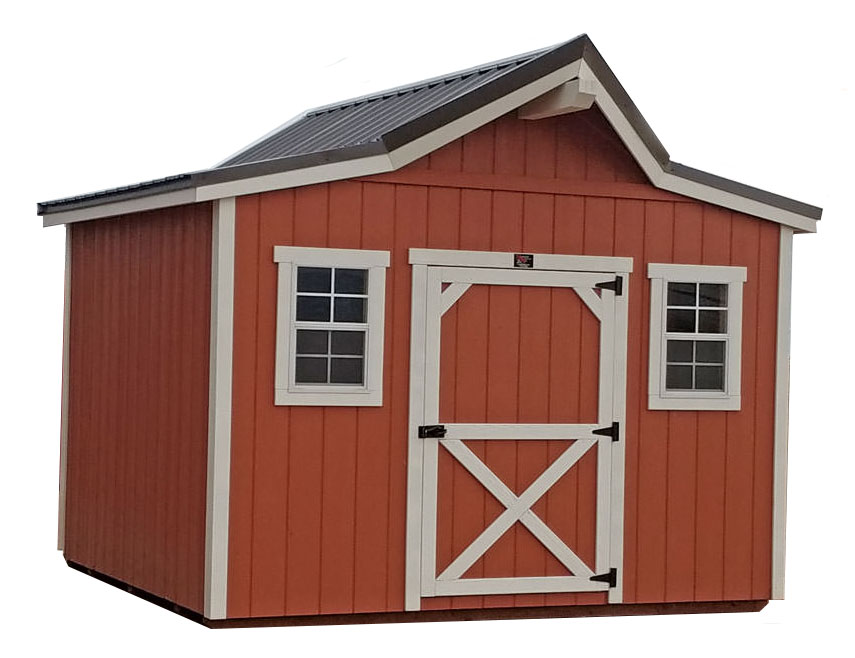 Western Home Storage Sheds in Colorado 1
