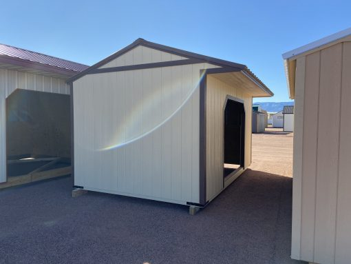 10x16 Loafing Shed 1