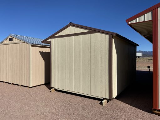 10x16 Loafing Shed 2