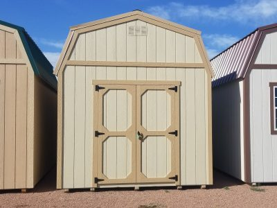 10x20 Barn Style Shed 9