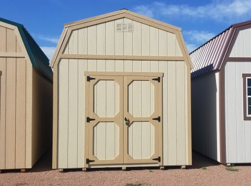 10x20 Barn Style Shed 3