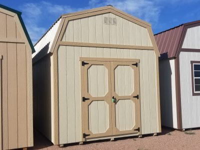 10x20 Barn Style Shed 8
