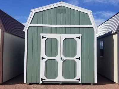 10x16 Barn Style Shed 7