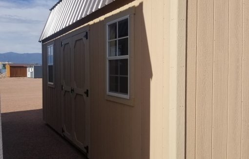 10x20 Barn Style Shed 5