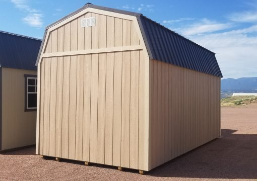 10x20 Barn Style Shed 2