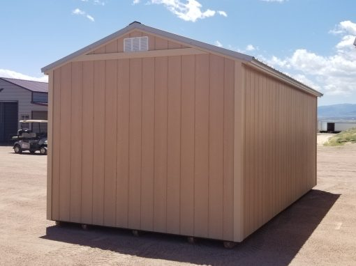 10x20 Gable Style Shed 5