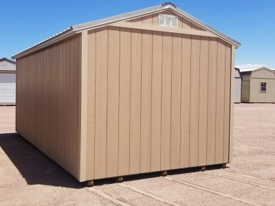 10x20 Gable Style Shed 10