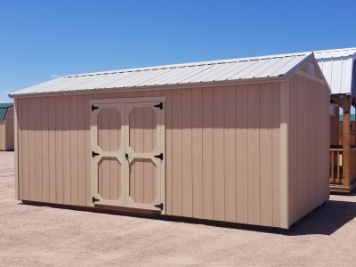 10x20 Gable Style Shed 8