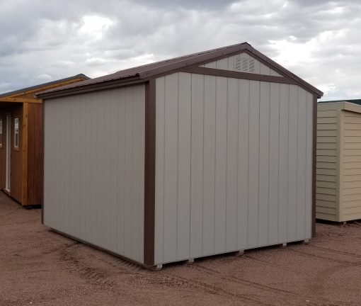 10x12 Gable Style Shed 3