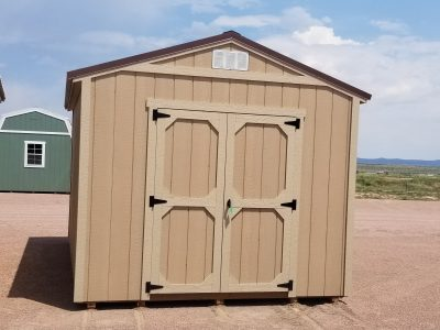 10x16 Gable Style Shed 9