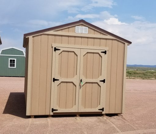 10x16 Gable Style Shed 3