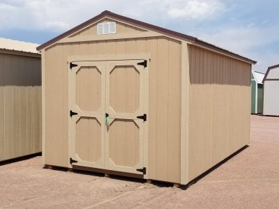 10x16 Gable Style Shed 8