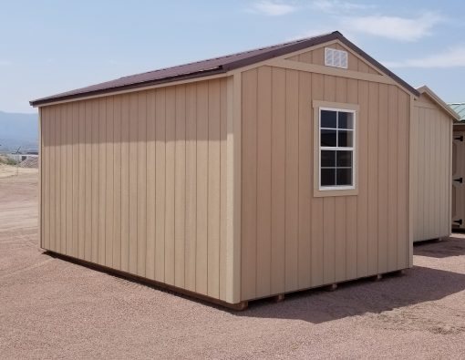 10x16 Gable Style Shed 4