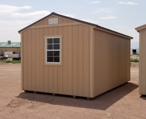 10x16 Gable Style Shed 5
