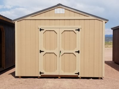 12x20 Gable Style Shed 8