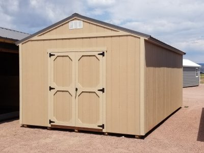 12x20 Gable Style Shed 9