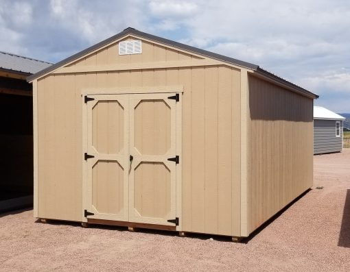 12x20 Gable Style Shed 1